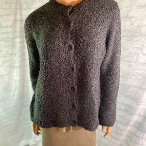 J. Crew Cardigan Sweater Womens Size Medium Wool